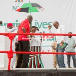 John Mahama, Lordina shows off incredible dance skills -Full Video