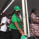 Nana Oye Lithur At Ndc Manifesto Launch -Pictures