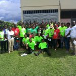 VOLTA REGIONAL CHAPTER OF YOUNG PROFESSIONALS HELD A STAKEHOLDERS FORUM