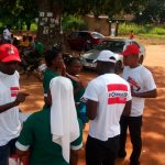 #iChooseJM team of 30 arrive in Bole to begin a three days campaign