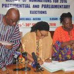 Filing of nomination forms to close today
