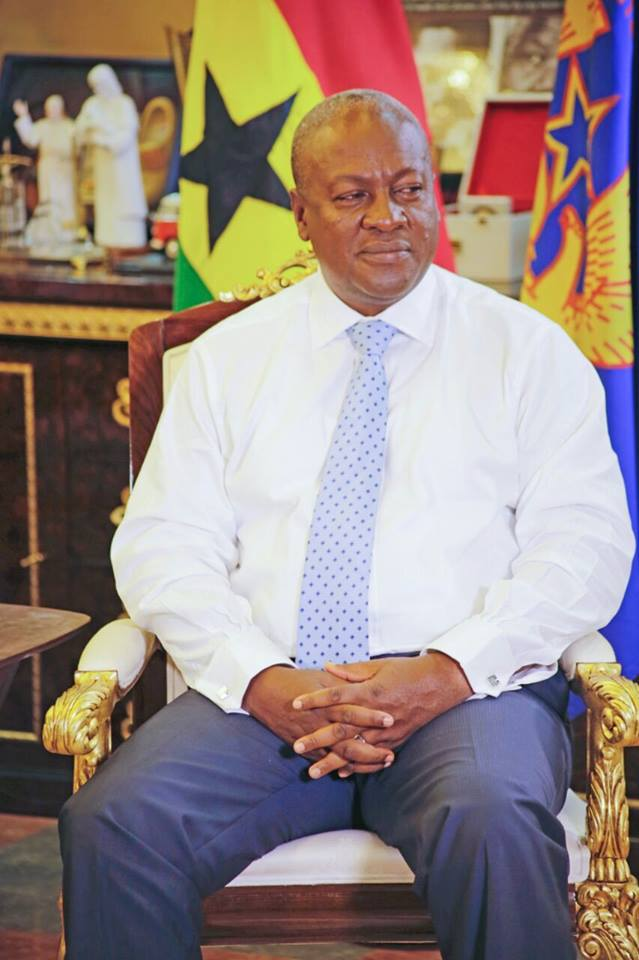 mahama interview