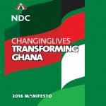 NDC 2016 Manifesto (DOWNLOAD FULL DOCUMENT)