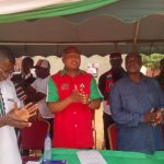 NDC launches North Tongu campaign task force