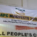 Ayariga vindicated as npp copies apc's manifesto