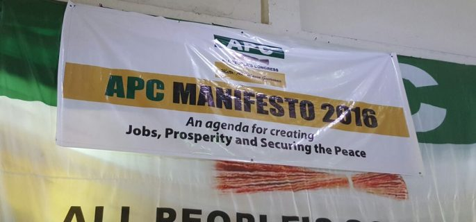 APC 2016 Manifesto (DOWNLOAD FULL DOCUMENT)