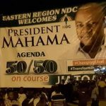 NPP treating me like they treated Nkrumah – Mahama (Video)