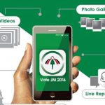 VoteJM2016 App hits 10,000 downloads