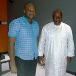 Defected NPP campaigner finally meets Mahama