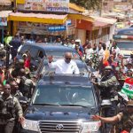 NDC will win 13 seats in Ashanti region -President  Mahama (Audio)
