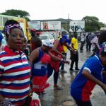 No human head was found at NPP rally - Police