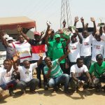 Ayawaso West Wuogon Constituency  intensifies it's door to door campaign efforts.