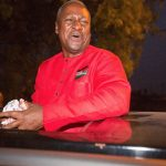 President Mahama holds mammoth rally at Bolga (Video +Pictures)