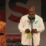 The Lighter Side Of President Mahama (Video)