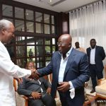 Revealed: Mahama's retirement package