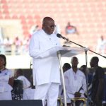 NPP holds colourful thanksgiving service