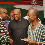 NDC chairman, General Secretary petitioned to step aside