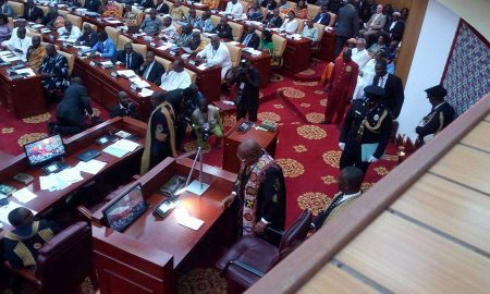 Parliment Mike oquaye