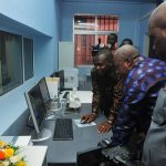 President Mahama commissions Cathlab at Cardio Centre
