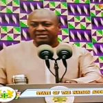 My residence' was approved as my retirement package – Mahama