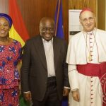 Pope Francis congratulates Akufo-Addo on 2016 victory