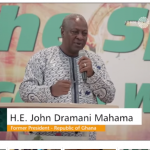 THE TRUE STORY OF JOHN MAHAMA'S SUPPORT FOR THE GPRTU & PRIVATE TRANSPORTERS