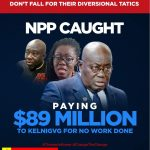 As the plot thickens, the Akufo-Addo government fears its own ghost...