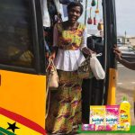 Sunlight Ghana thrills consumers with free toll pass and free bus rides for mothers' day