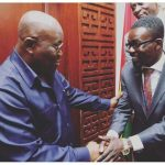 Zylofon Boss, Nana Appiah Mensah, Appreciates Visit To The Presidency