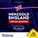 Menzgold Opens In London Today As Global Expansion Continues