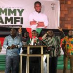 Sammy Gyamfi launches campaign for NDC National Communications Officer
