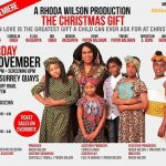 Rhoda Wilson Premieres The Christmas Gift On 24th November In London (Video)
