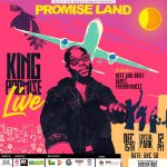PROMISELAND: King Promise to shutdown Accra with Mega Concert on Dec. 15