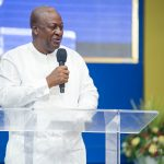 John Mahama questions neutrality of EC ahead of election 2020