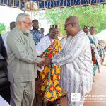 NANA AKUFO-ADDO SCARED OF MAHAMA'S POPULARITY - SNUBS THE PEOPLE OF ANLO BECAUSE OF MAHAMA'S SURGING...