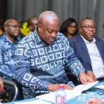 CEDI MANAGEMENT: THE MAHAMA ADMINISTRATION REMAINS BEST