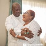 MADAM LORDINA MAHAMA : THE 'MOTHER' OF HUMANITY
